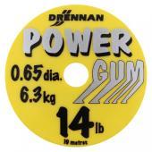 Drennan Power Gum Clear