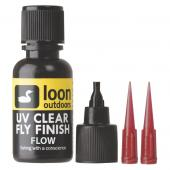 Loon UV Clear Fly Finish - Flow (1/2 oz.)